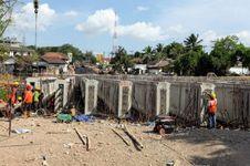 Progres 78 Persen, Jembatan Surabaya di Lombok Selesai Desember 2018
