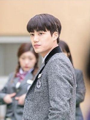 Member boy group EXO, Kai