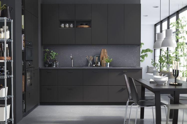 Produk dapur IKEA yang terbuat dari limbah botol plastik