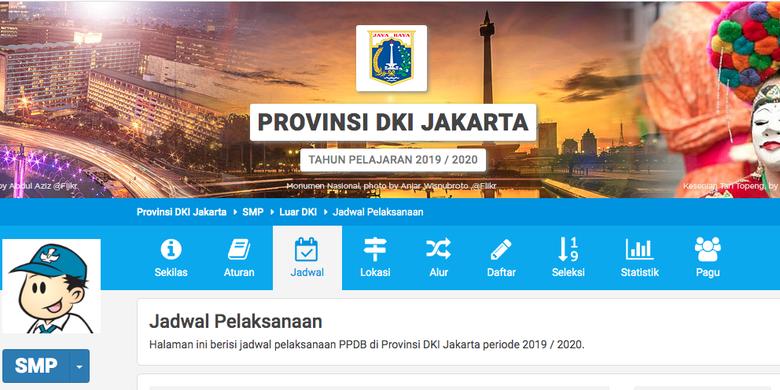 Ilustrasi PPDB DKI Jakarta