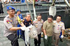 Polisi Sempat Dihadang Coast Guard Vietnam saat Amankan 2 Kapal Pencuri Ikan di Natuna