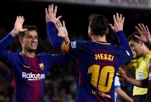 Barca Hanya Perlu 10 Poin Lagi untuk Segel Gelar Juara Liga Spanyol