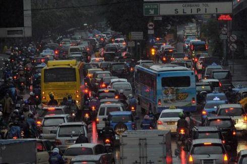 Katanya Kemacetan di Jakarta Menurun