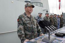 China Gelar Latihan Militer Terbesar di Laut China Selatan