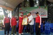Sepeda Nusantara di Demak Tempuh 15 Kilometer
