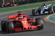 Sebastian Vettel Kembali Menangi GP Australia, Ungguli Lewis Hamilton