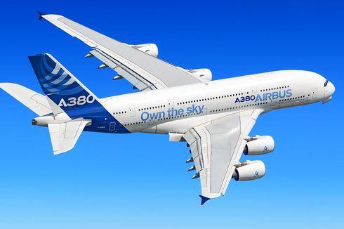 Airbus A380, Pesawat dengan 4 Juta Komponen dari 1.500 Pabrik