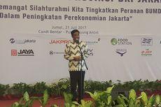 Djarot Mewakili Ahok Minta Maaf kepada Direksi BUMD DKI