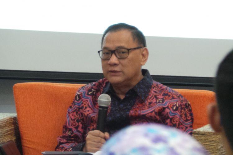 Gubernur Bank Indonesia Agus DW Martowardojo