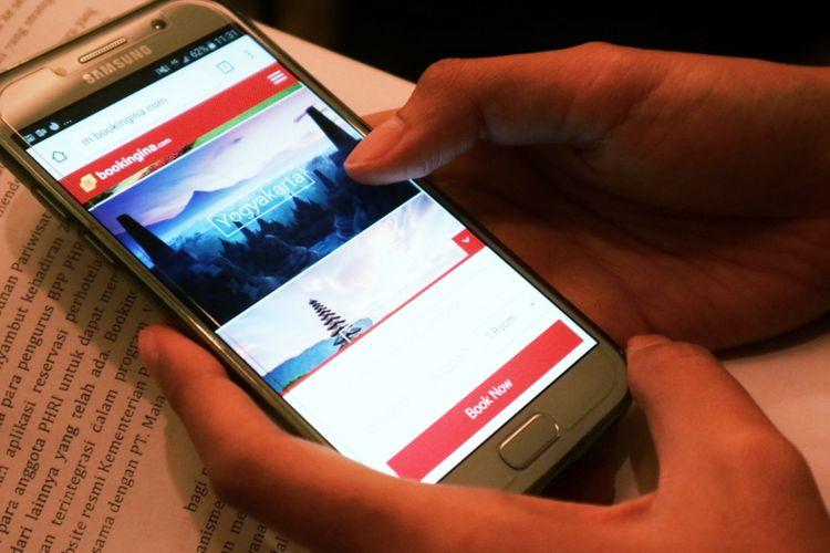 Bookingina.com situs reservasi online hotel dan restoran seluruh Indonesia, yang digagas oleh PHRI.