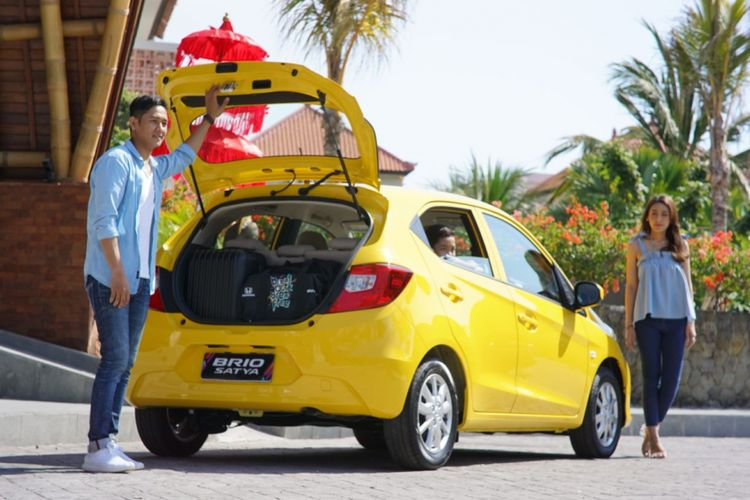 Honda mengajak media untuk menjajal segala perubahan All New Brio di Bali