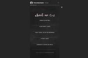 Ramai di Instagram, Template Pertanyaan 'The Sunday Chapter'