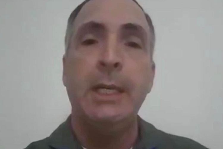 Jenderal Francisco Esteban Yanez Rodriguez dari Angkatan Udara Venezuela dalam videonya di Twitter memutuskan untuk membelot dari Presiden Nicolas Maduro.