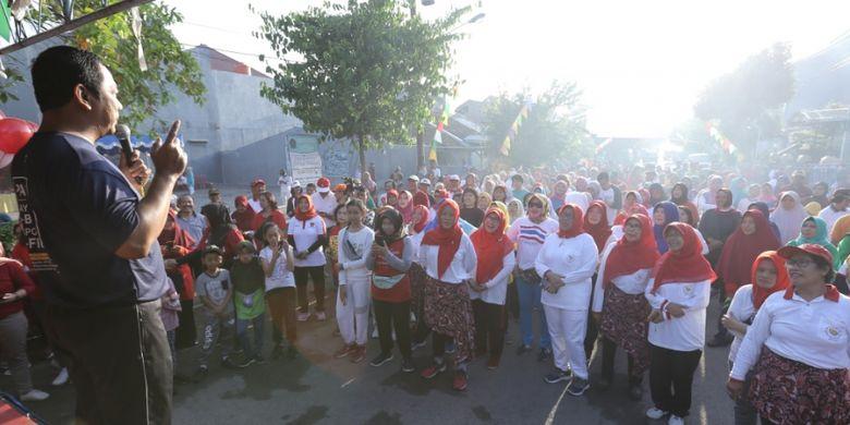 Hendi Ajak Warga Semarang Tak Saling Hujat Jelang Pilpres