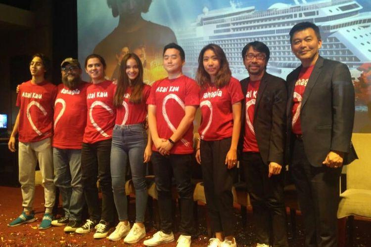Sutradara Dan Pemain Asal Kau Bahagia Tak Sabar Nantikan Premiere
