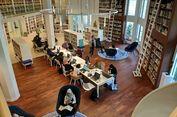Berkunjung ke Perpustakaan Erasmus Huis yang Instagramable