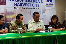 Harvest City Gandeng Narma, Garap Ritel Kelas Menengah Bawah