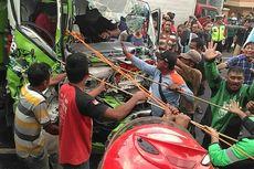 Kecelakaan Karambol 8 Kendaraan di Solo, 3 Korban Tewas dan 2 Luka Kritis