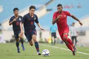 Klasemen Grup K Kualifikasi Piala Asia U-23, Timnas Indonesia di Peringkat 3