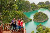 Pengembangan Pariwisata Papua Barat Harus 'Nebeng' Raja Ampat