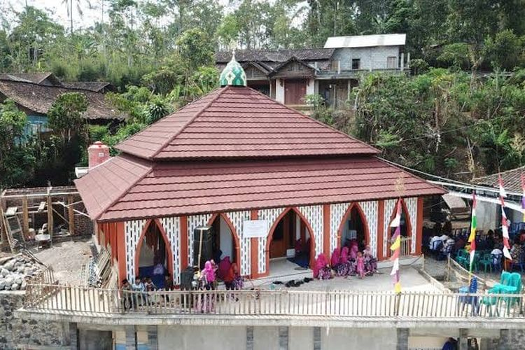 Tahun ini, Masjid Nusantara Selesaikan Pembangunan 30 Masjid