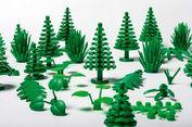 Lego Bakal Rilis Mainan dari Plastik Berbahan Tebu