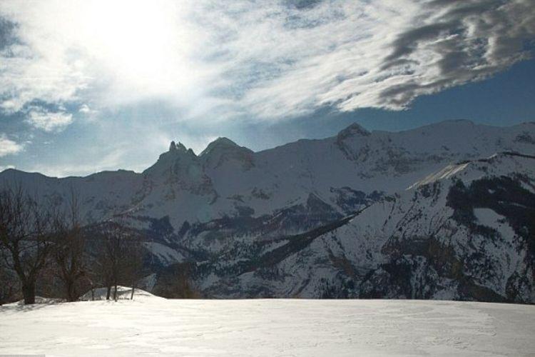 Longsor salju menjadi bahaya paling mematikan di Pegunungan Alpen yang banyak dijadikan tujuan wisata ski.