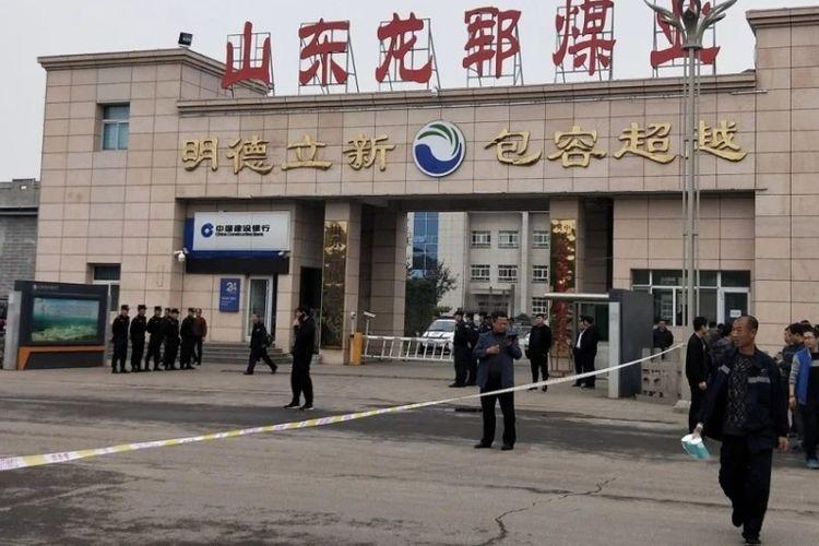 Tambang Batu Bara di China Runtuh, 20 Pekerja Terperangkap