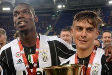 Dybala Unggah Foto Bareng Pogba, Sinyal Reuni di Juventus?