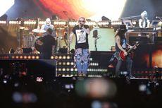 5 Fakta Menarik dari Konser Guns N' Roses di GBK...