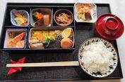 Makanan Baru Japan Airlines, Perpaduan Tradisional Jepang dengan Bahan Indonesia