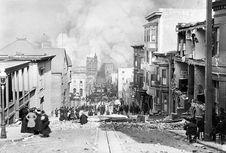 Hari Ini dalam Sejarah: Gempa Dahsyat Guncang San Francisco