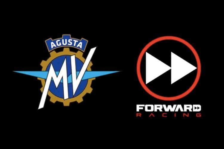MV Agusta menjalin kontrak selama empat tahun bersama tim Forward Racing untuk Moto2 mulai 2019.