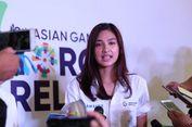 Akan Bawa Obor Asian Games 2018, Mikha Tambayong Tingkatkan Latihan