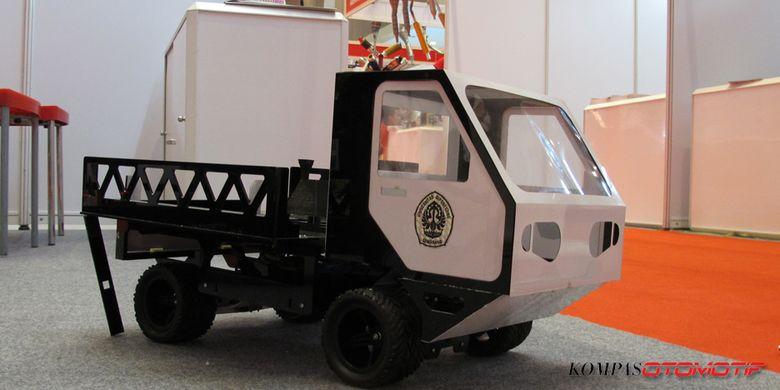 Mobil Perdesaan di IIMS 2017