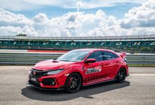 Civic Type R Catatkan Rekor Baru di Silverstone