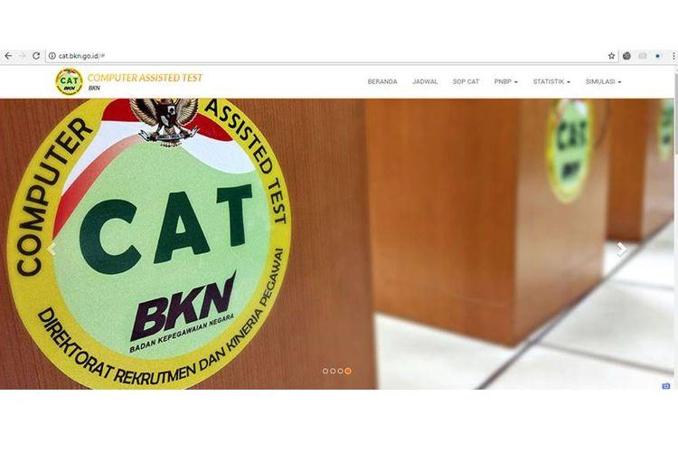 Situs Perekrutan CPNS yakni Portal SSCN Ngadat, Gak Bisa Diakses, Ini Komentar BKN