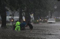 Hujan Deras, Sejumlah Titik di Sunter dan Kelapa Gading Dilanda Banjir