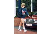 Kaus Olahraga Putri Diana Terjual Seharga Rp 753 Juta