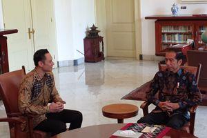 Kata AHY, SBY Sudah Ucapkan Selamat ke Jokowi Lewat Telepon