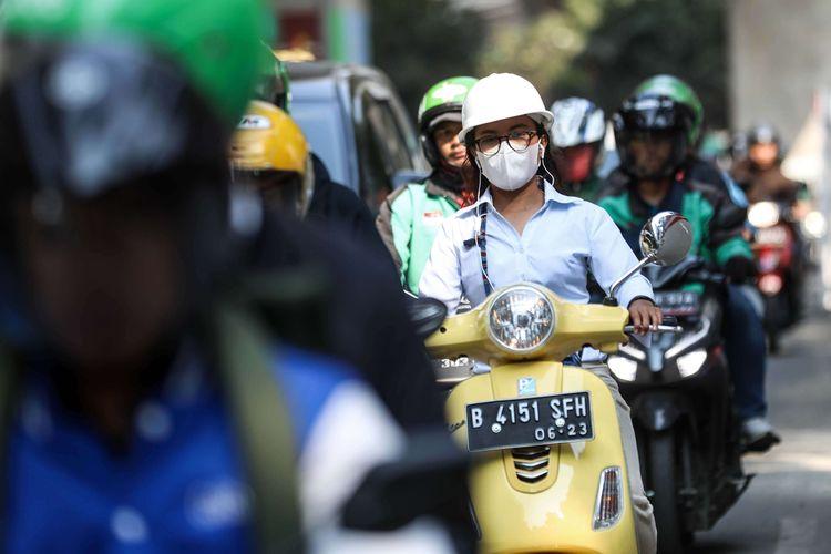 Penggunaan EBT Dinilai Mampu Meminimalisasi Polusi Udara Jakarta