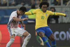 Timnas Brasil Tanpa Willian dalam Partai Final Copa America 2019