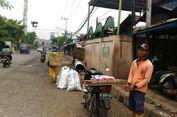 Pedagang Pasar Cimanggis Mengaku Tak Terganggu Bau Sampah Menyengat