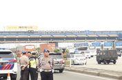H-1 Natal, 59.362 Kendaraan Diprediksi Tinggalkan Jakarta
