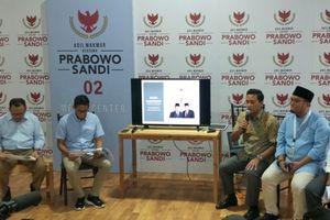 Hingga Kini, Hanya Gerindra yang Sumbang Dana Kampanye Prabowo-Sandi