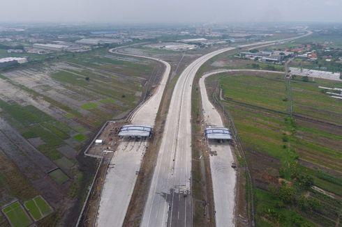 Besok, Jokowi Resmikan Tol Surabaya-Mojokerto