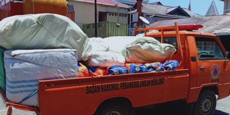 Pemprov Sulut Kirim Bantuan bagi Korban Gempa dan Tsunami di Palu