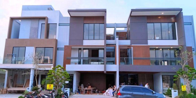 Perumahan Givency One, salah satu proyek besutan terbaik Wiraland yang menjadi perumahan paling diminati.