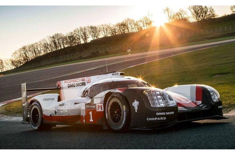 Porsche tinggalkan balapan ketahanan untuk berpindah ke Formula E mulai 2019.