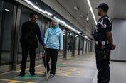 Ada Perbaikan Rel, 'Headway' MRT Hari Ini Jadi 30 Menit